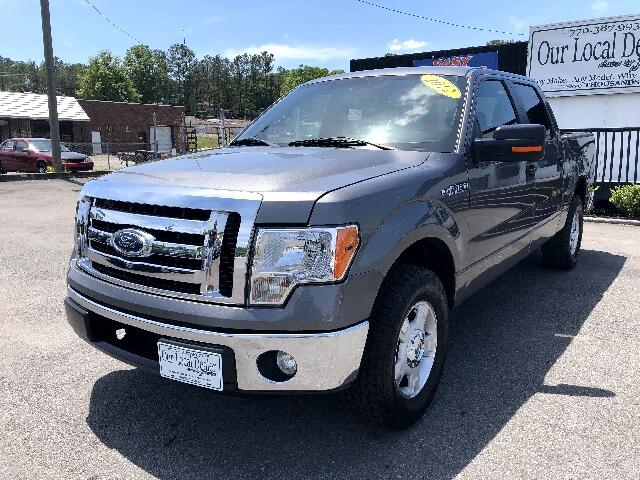 2012 Ford F-150 2WD SuperCrew 139