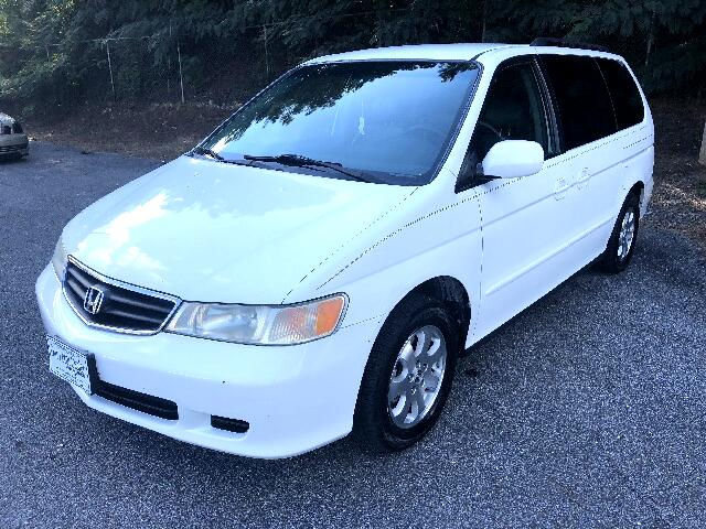 2004 Honda Odyssey 5dr EX-L AT with RES