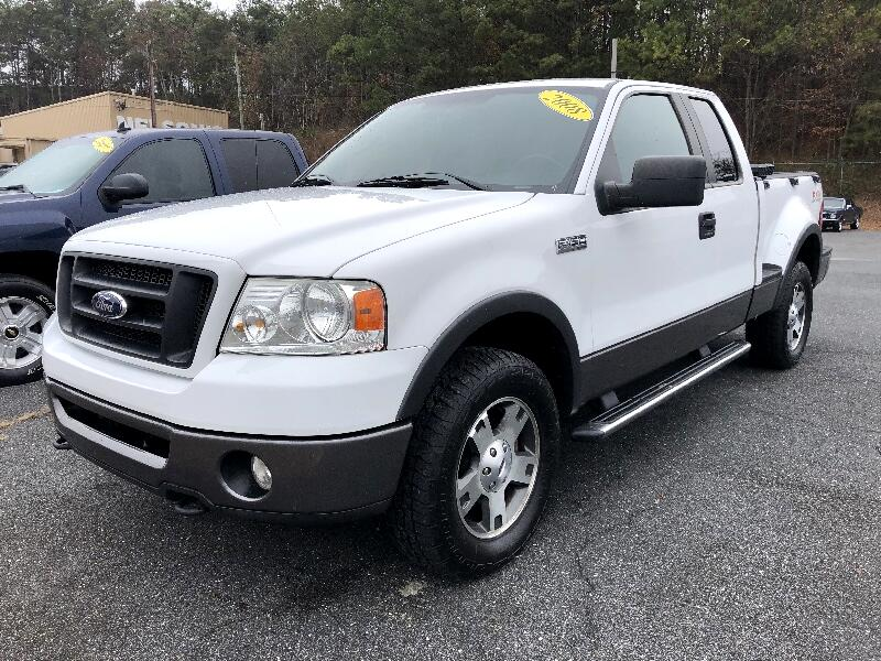 """2008 Ford F-150 4WD Supercab Flareside 145"""" FX4"""