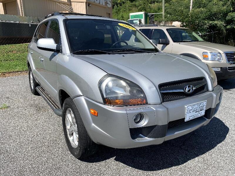 2009 Hyundai Tucson Limited 2.0 2WD