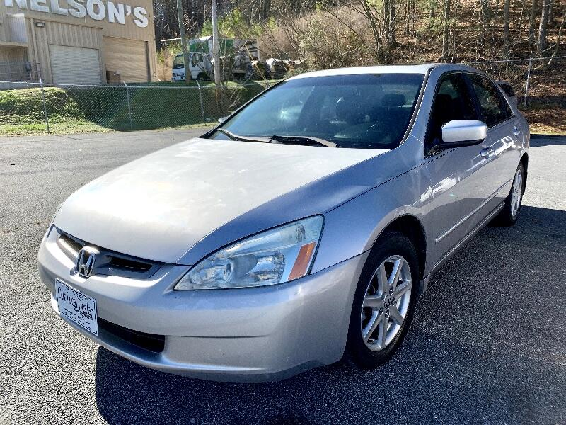 Honda Accord EX-L 2004