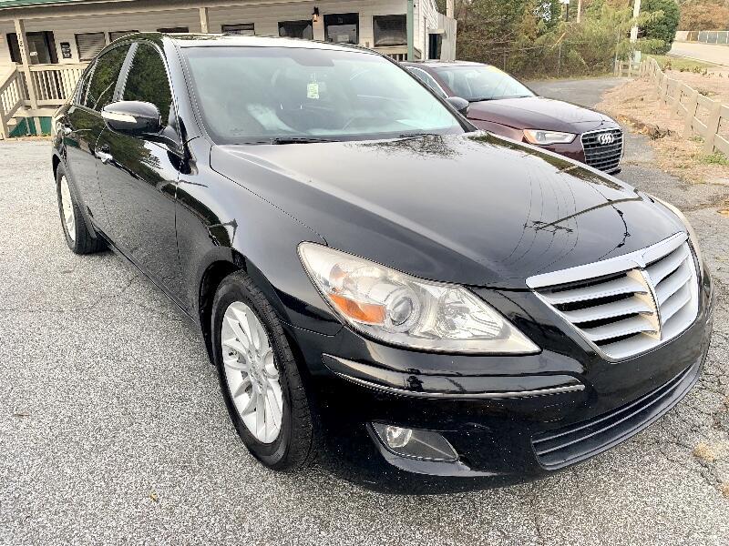 2010 Hyundai Genesis 3.8L