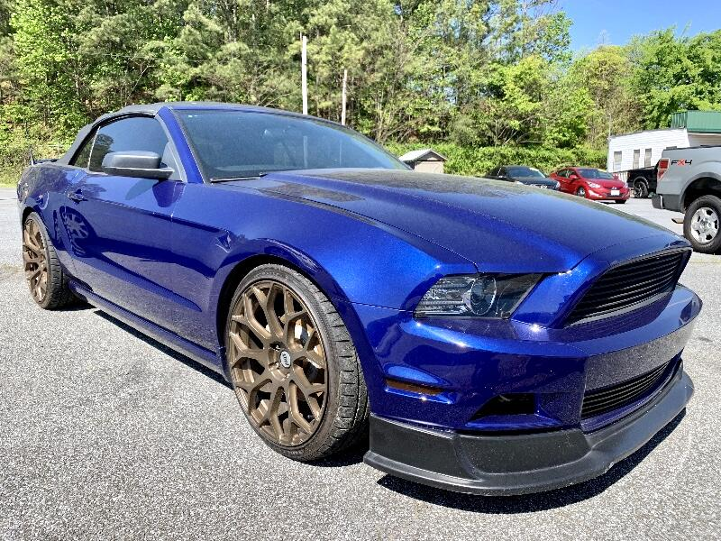 Ford Mustang 2dr Convertible 2013