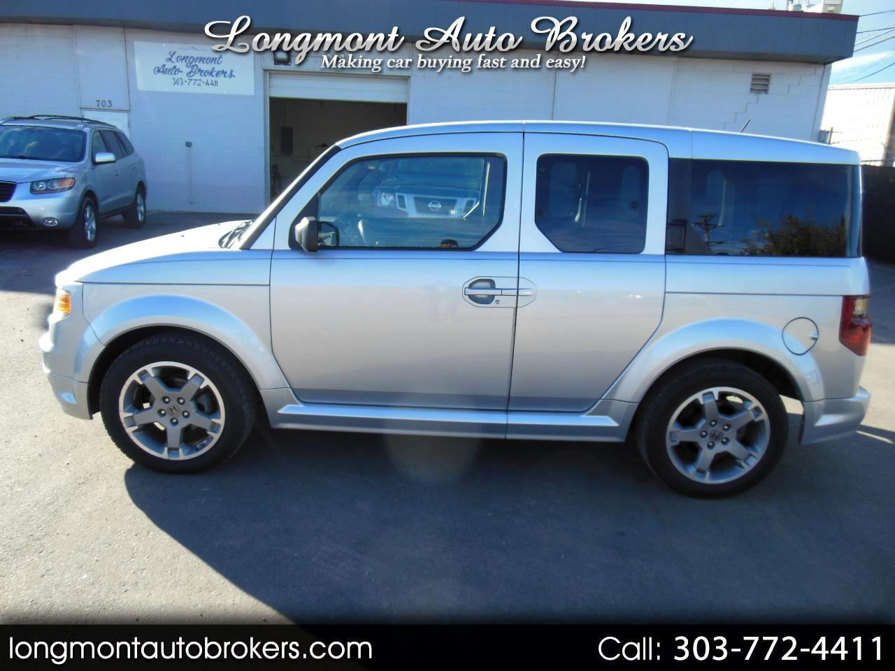 2007 Honda Element 2WD 4dr AT SC