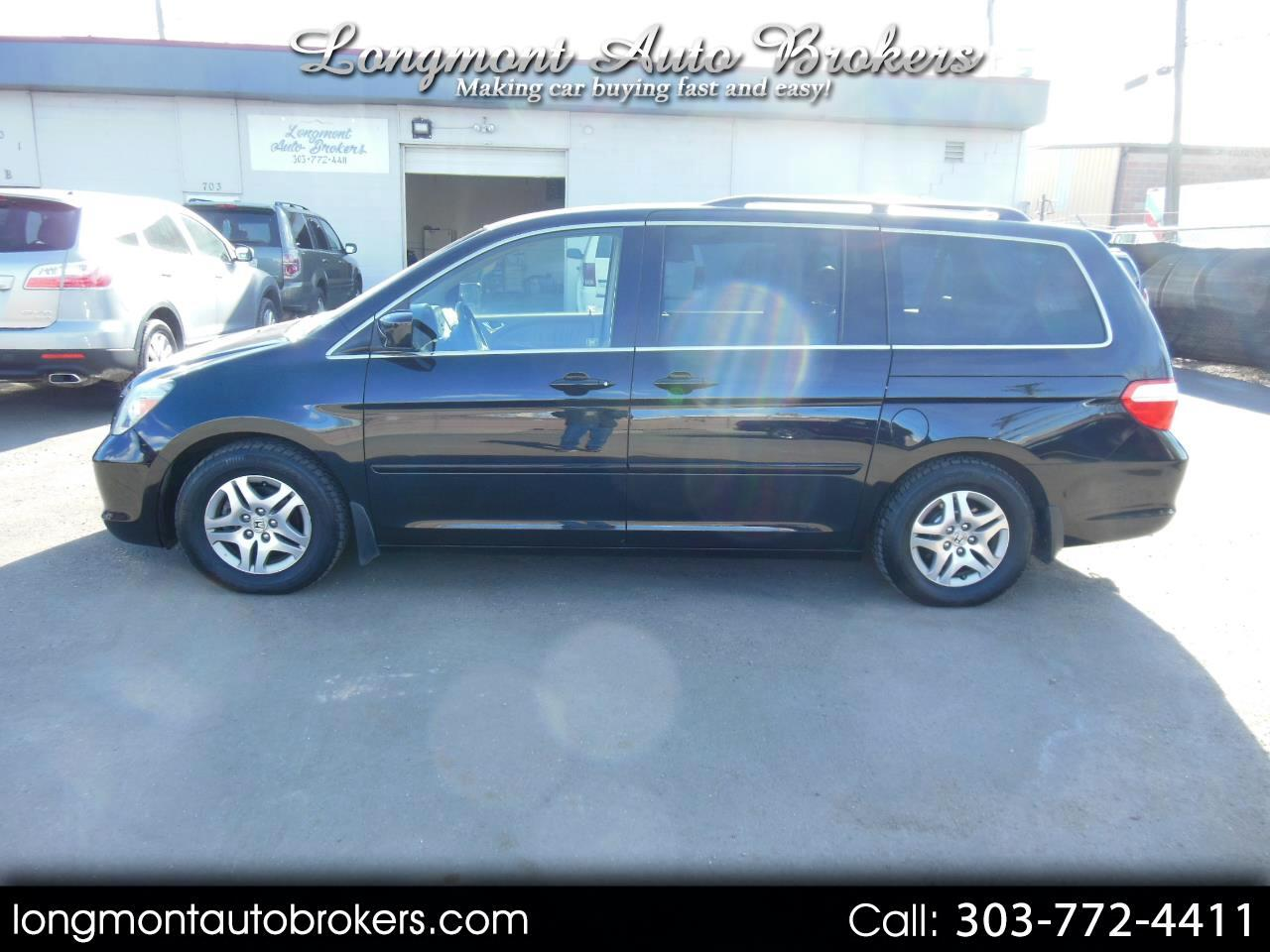 2005 Honda Odyssey EX-L AT with RES & NAVI