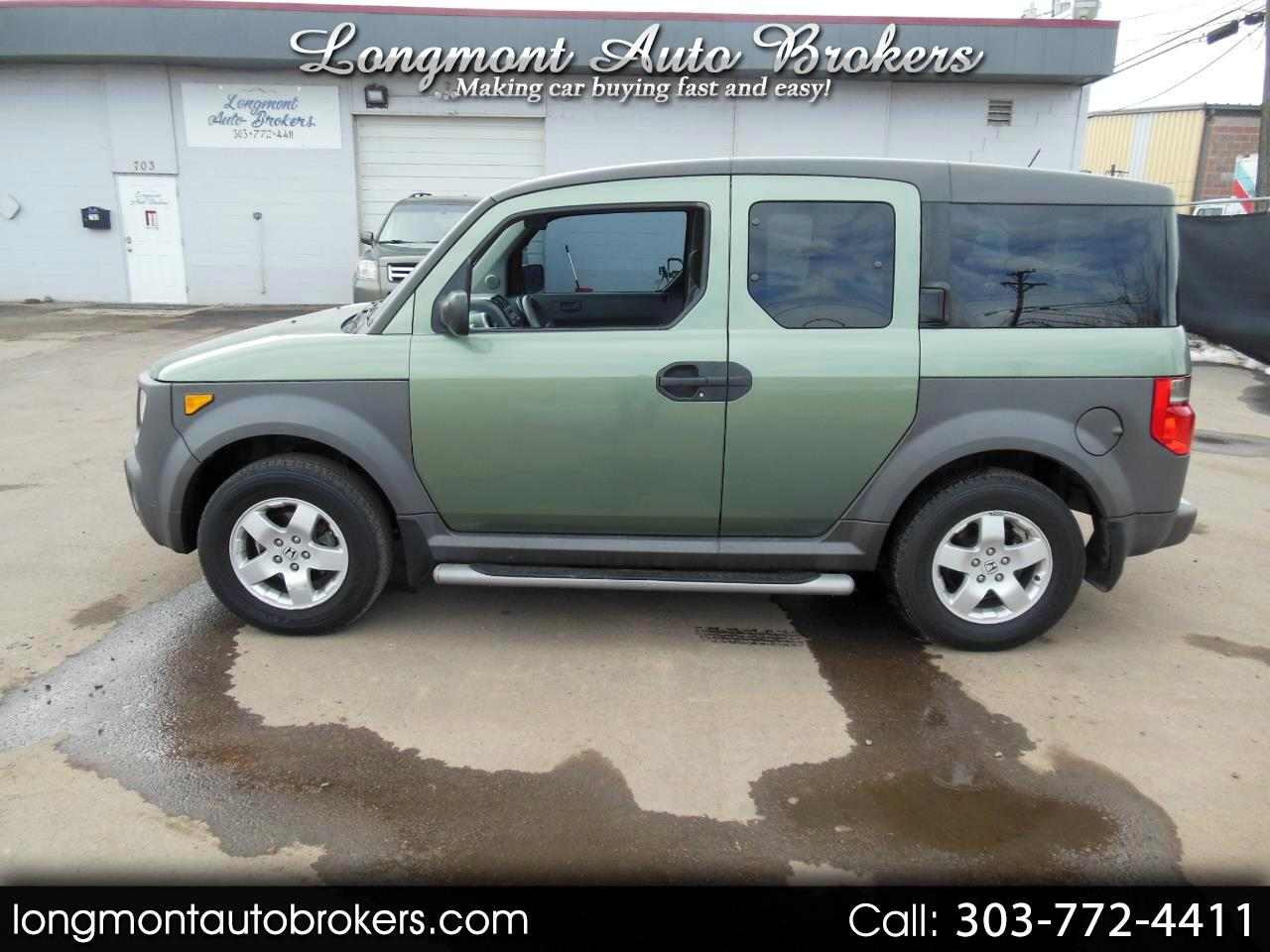 2005 Honda Element 2WD EX AT