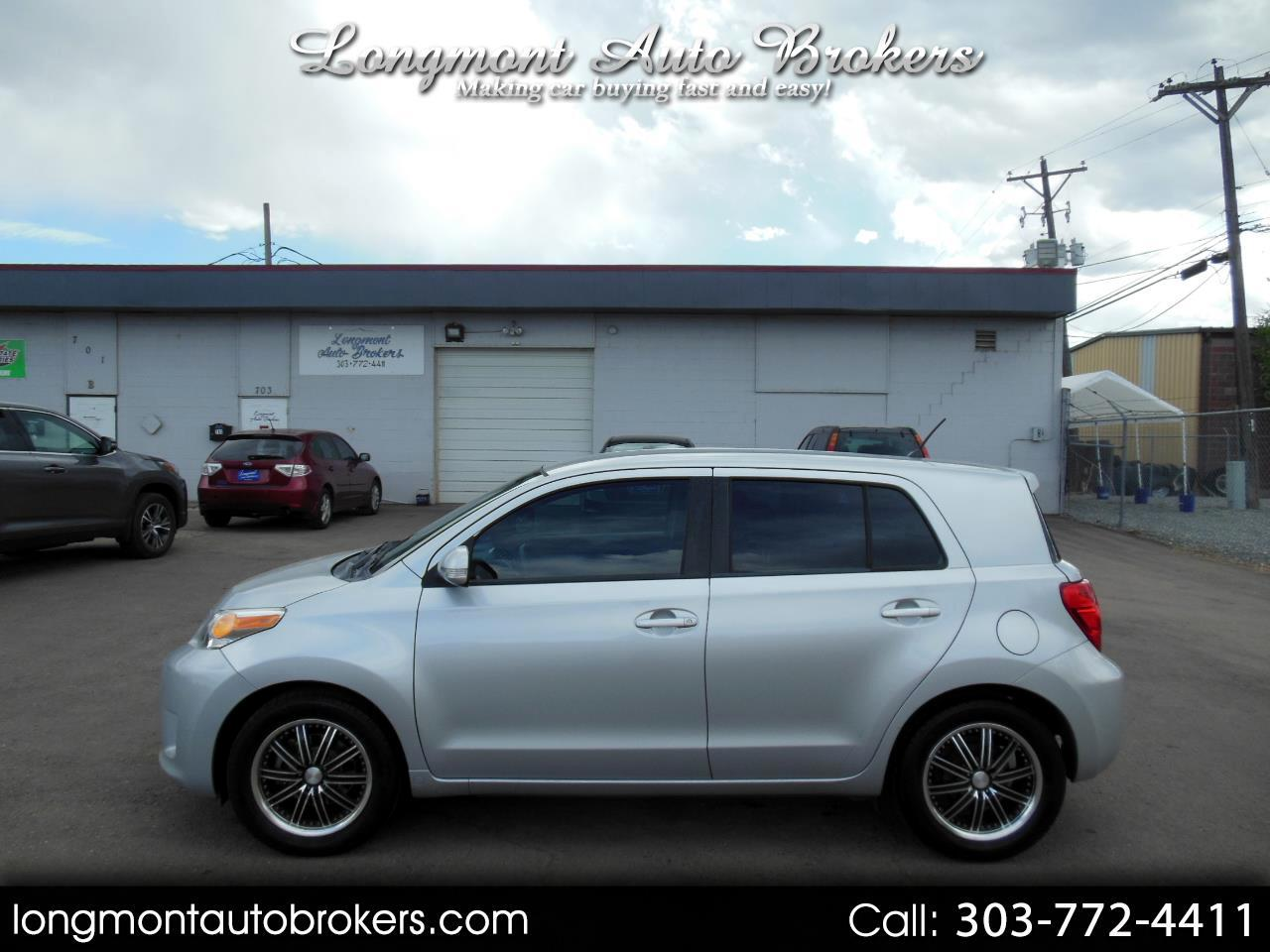 2010 Scion xD 5dr HB Auto (Natl)