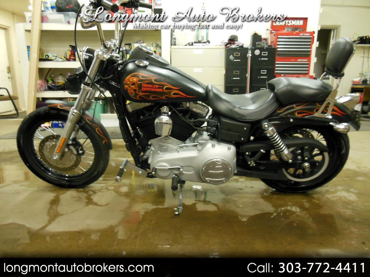 Harley-Davidson Dyna Street Bob  2009