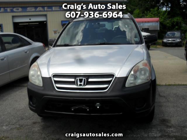 2005 Honda CR-V LX 4WD AT