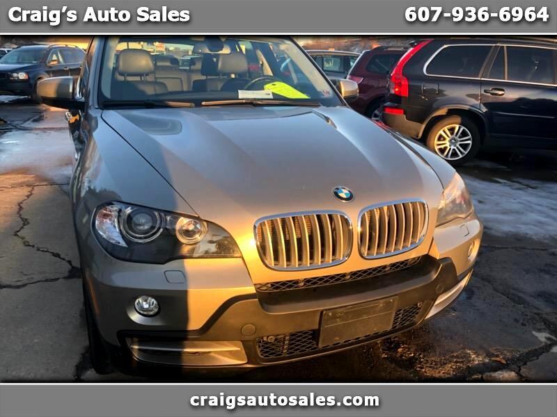 BMW X5 xDrive48i 2009