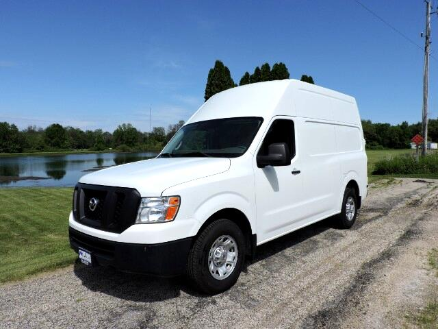 2012 Nissan NV 3500 HD S