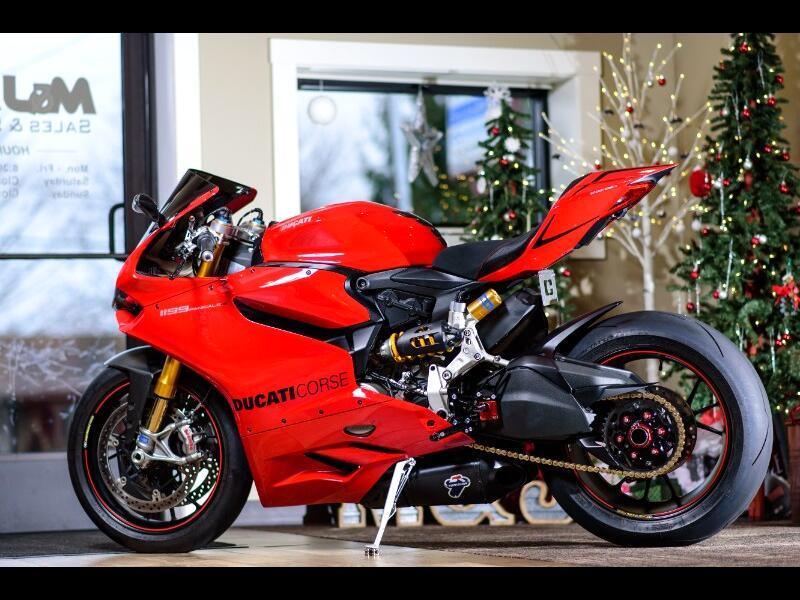 2012 Ducati Superbike S
