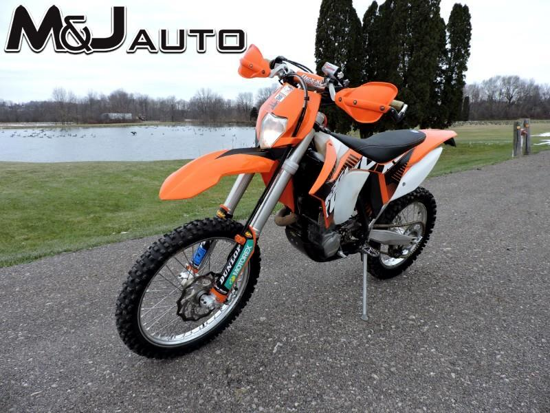 2012 KTM 450 XC