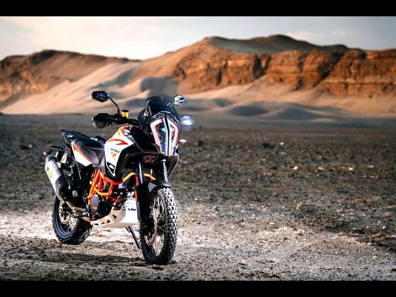 2017 KTM 1290 Super Adventure R