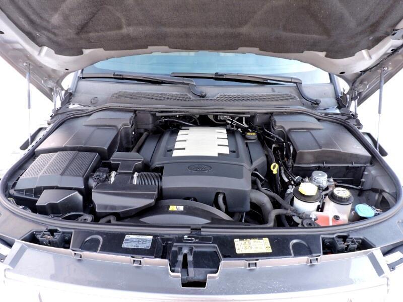 2008 Land Rover LR3 SE
