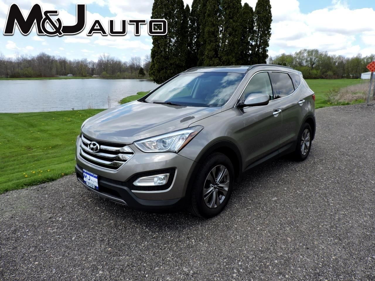 2015 Hyundai Santa Fe FWD 4dr 2.4