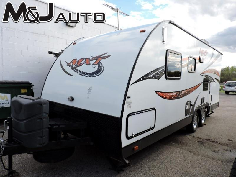 KZ Recreational Vehicles Coyote MXT, Coyote Sport  2014
