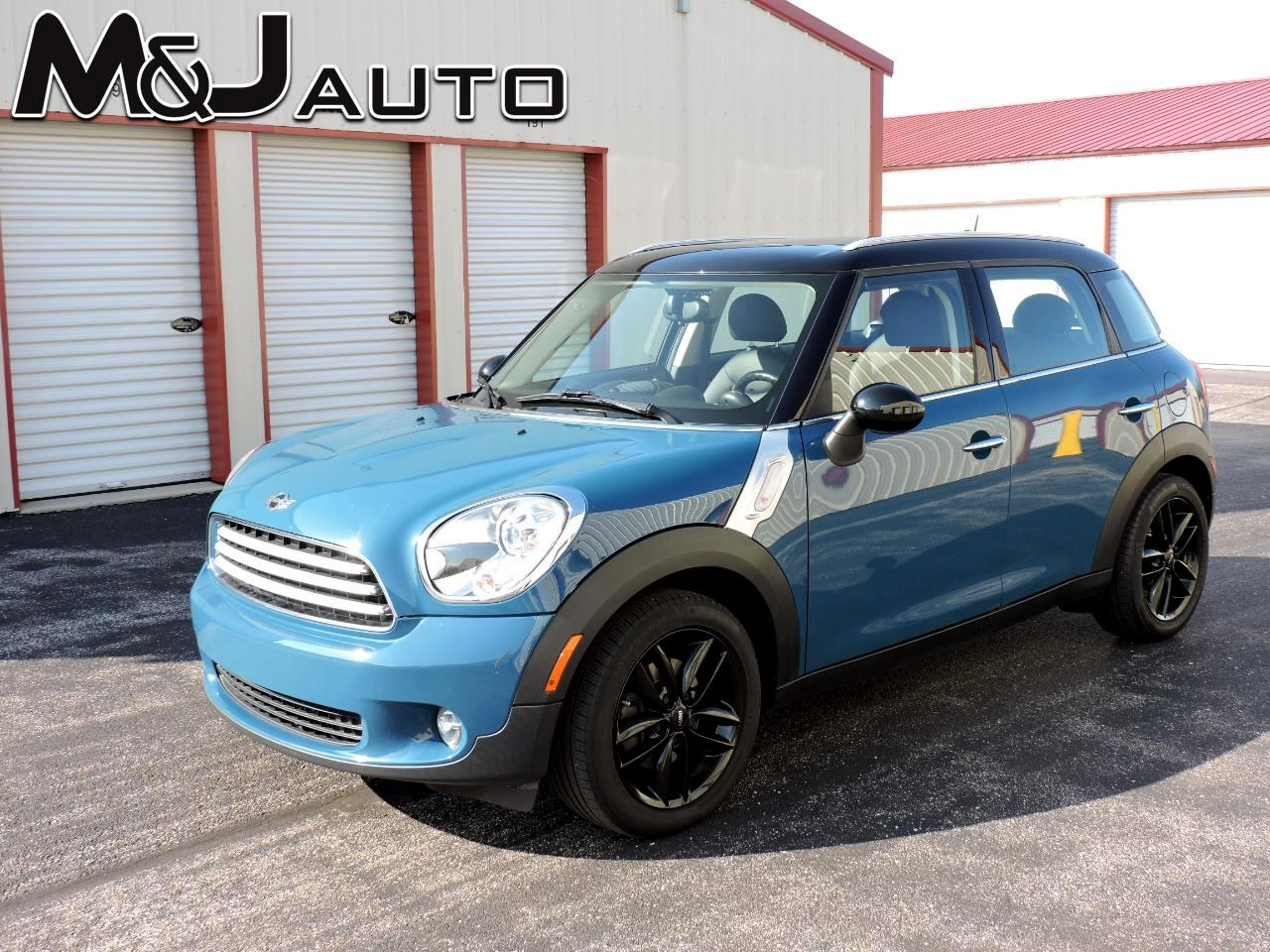 MINI Cooper Countryman FWD 4dr 2011