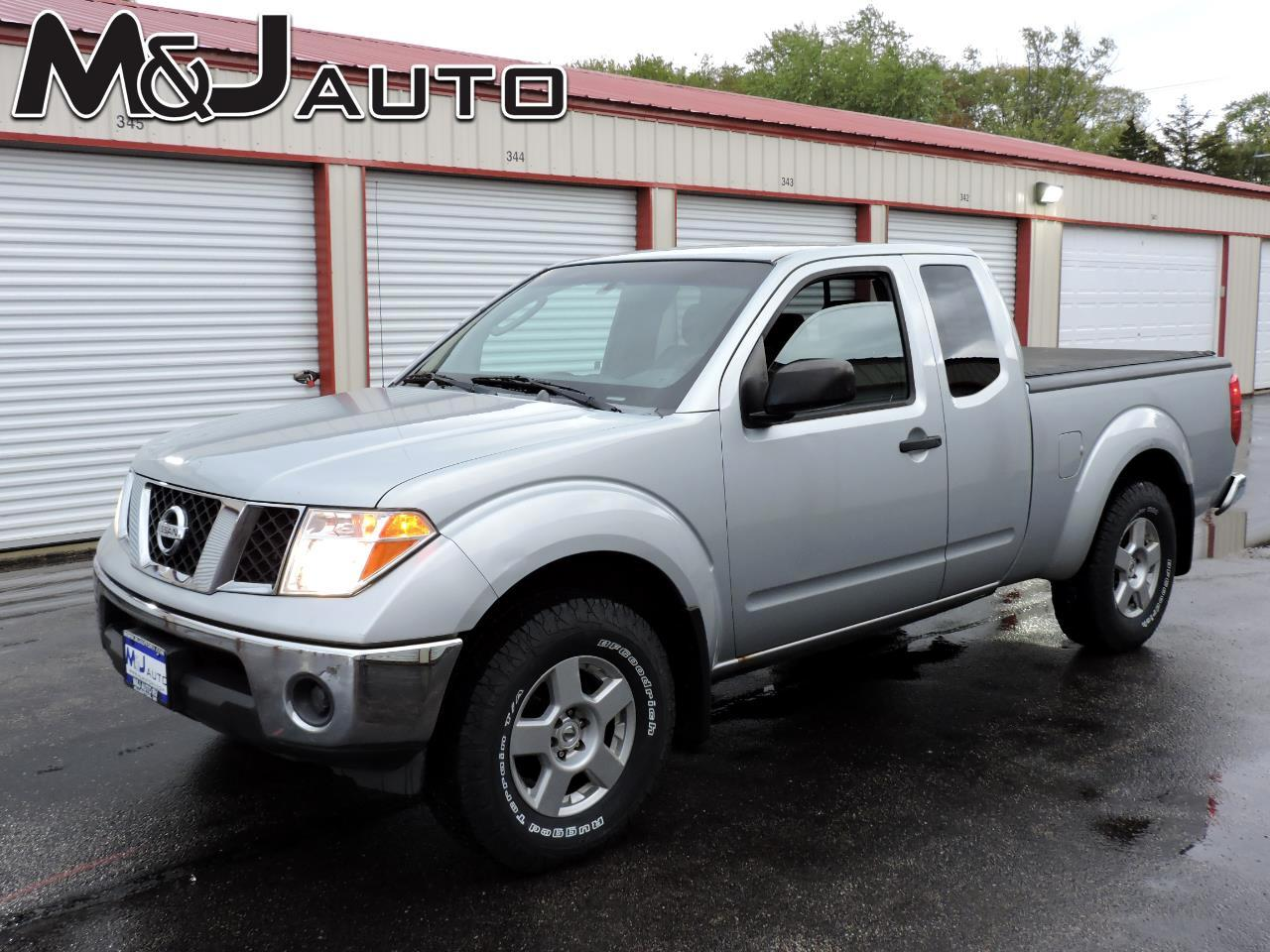 2007 Nissan Frontier 4WD King Cab Manual SE