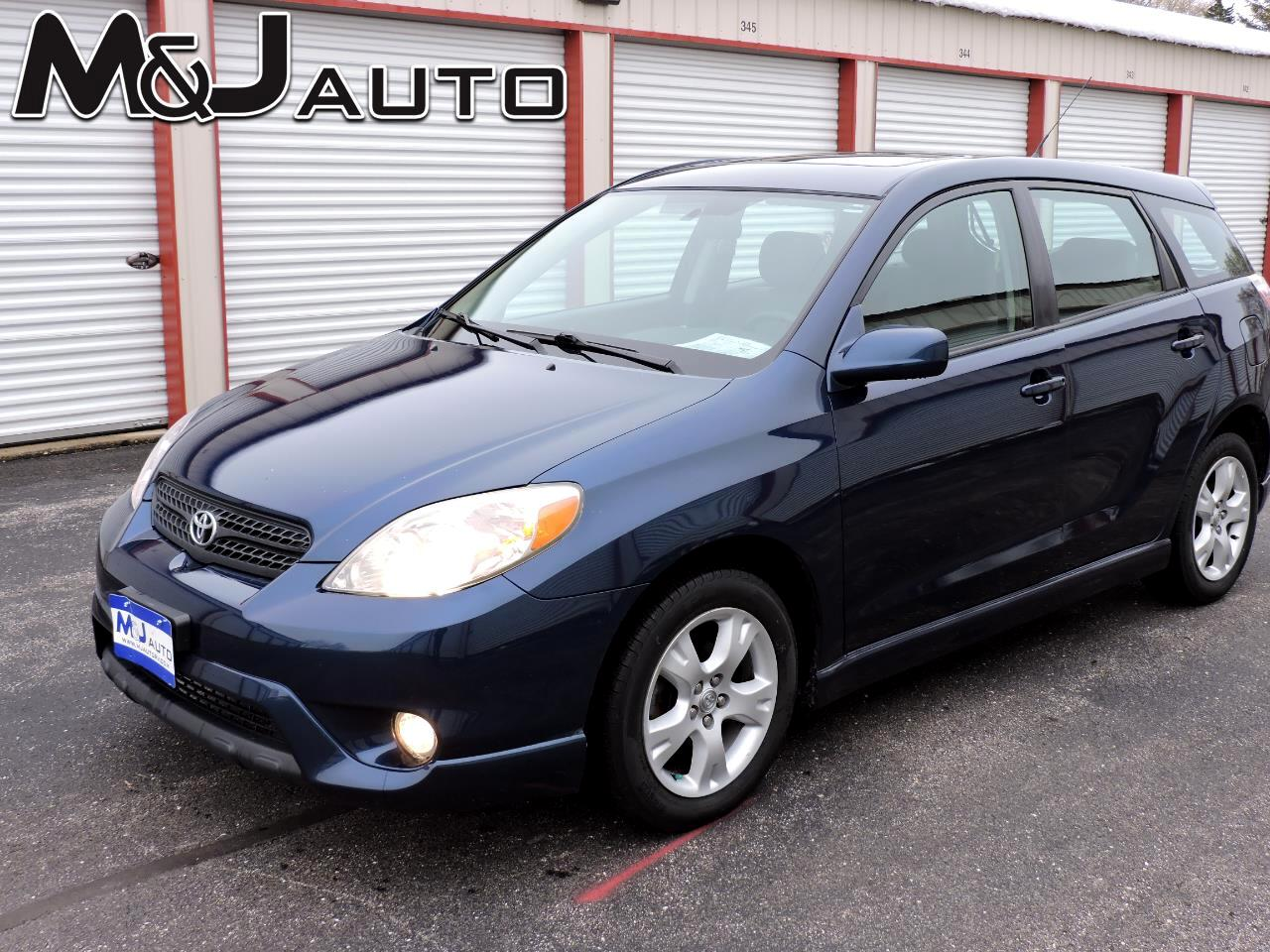 Toyota Matrix 5dr Wgn XR Auto (Natl) 2006