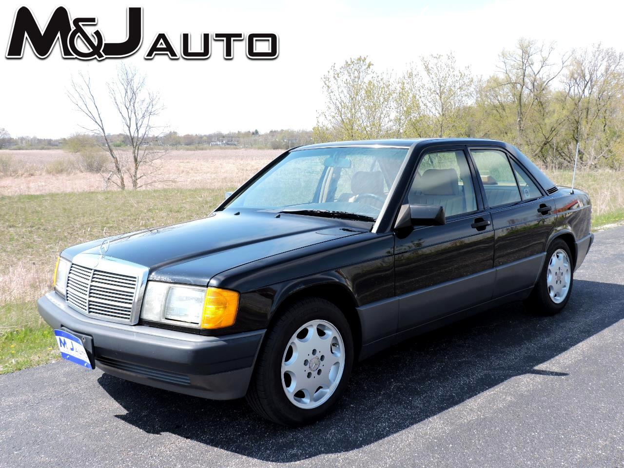 Mercedes-Benz 190 Series 4dr Sedan 190E 2.3 Auto 1992