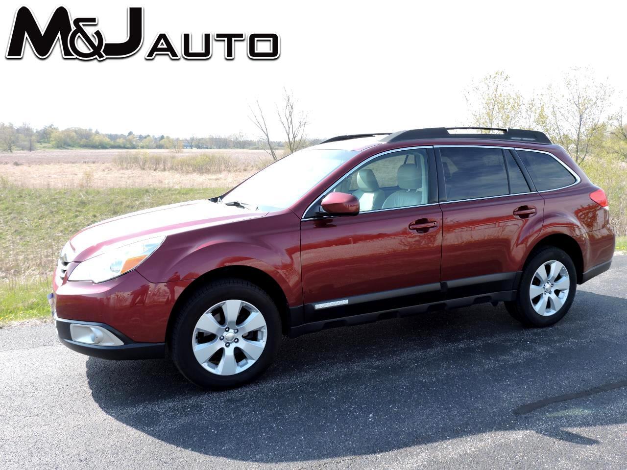 Subaru Outback 4dr Wgn H4 Auto 2.5i Limited Pwr Moon 2011