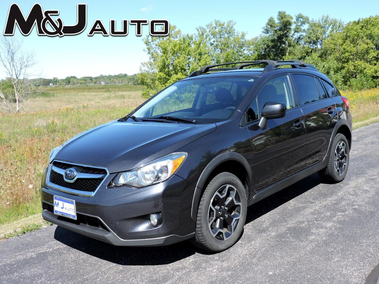 Subaru XV Crosstrek 5dr Auto 2.0i Premium 2013
