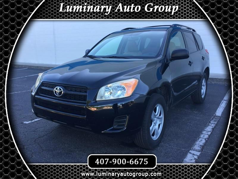 2010 Toyota RAV4 Base I4 2WD with 3rd Row