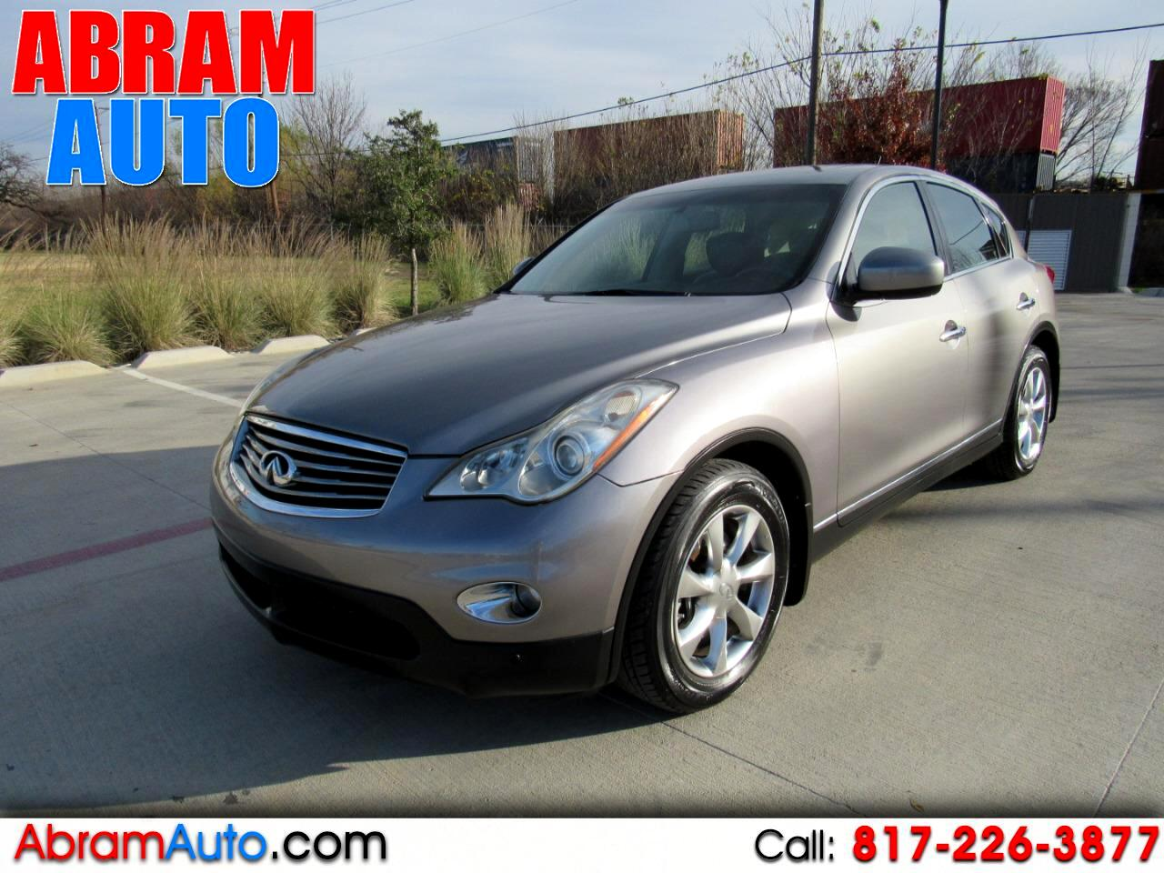 Buy Here Pay Here Arlington >> Buy Here Pay Here 2008 Infiniti Ex Ex35 For Sale In
