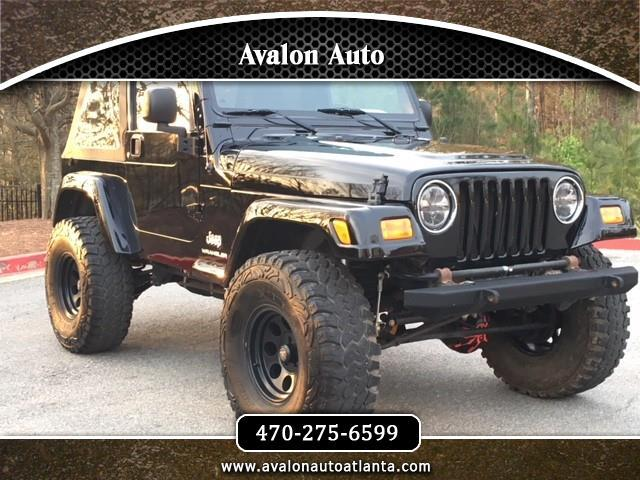 2006 Jeep Wrangler 65th Anniversary