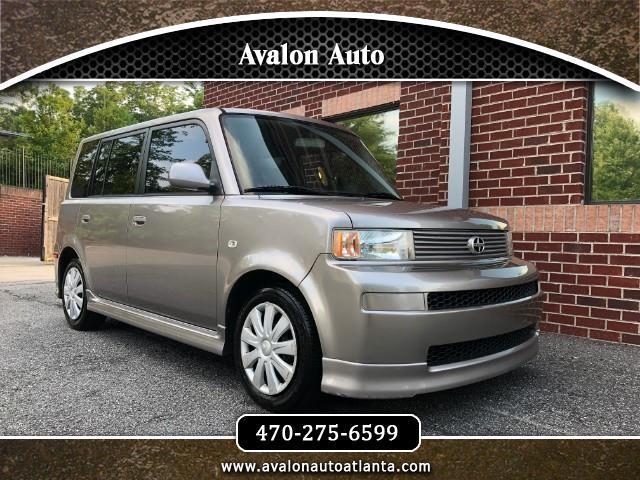 2005 Scion xB Wagon