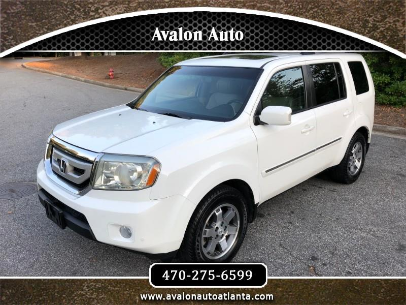 2010 Honda Pilot Touring 2WD 5-Spd AT