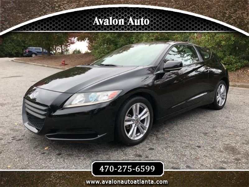 Honda CR-Z Base CVT 2011