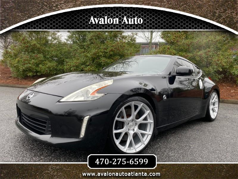 Nissan Z 370Z Coupe Touring 6MT 2014