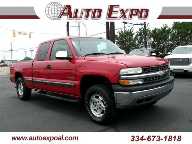 2002 Chevrolet Silverado 1500 Z71 Ext. Cab Long Bed 4WD
