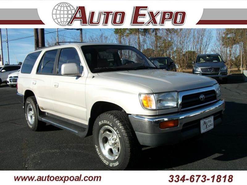 1998 Toyota 4Runner SR5 2WD