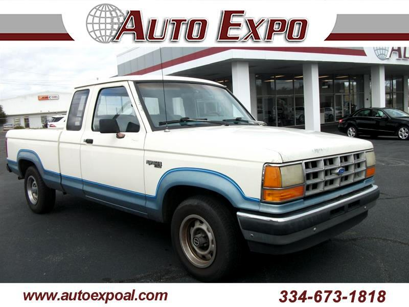 1990 Ford Ranger SuperCab 2WD