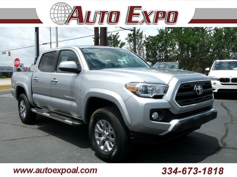 2016 Toyota Tacoma PreRunner Double Cab V6 2WD