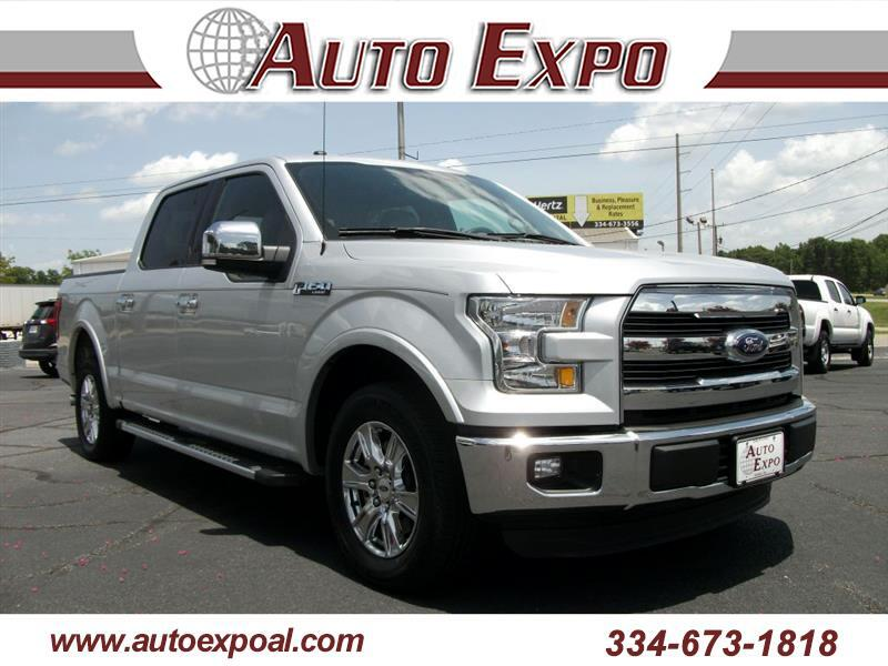 Ford F-150 Lariat SuperCrew 2WD 2016