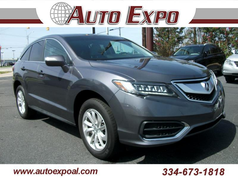 2017 Acura RDX 6-Spd AT w/ Technology Package