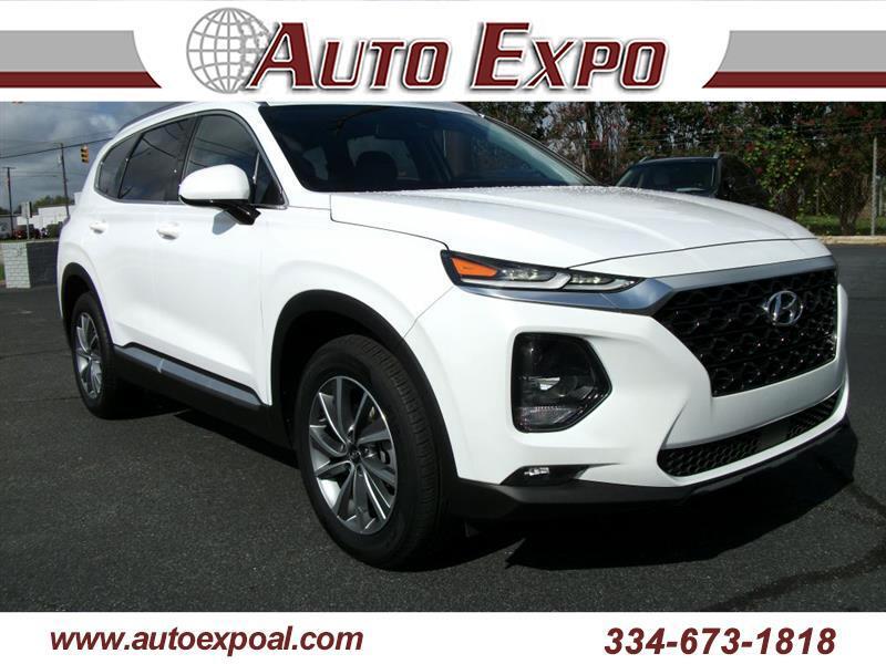 Hyundai Santa Fe SEL 2.4 2019