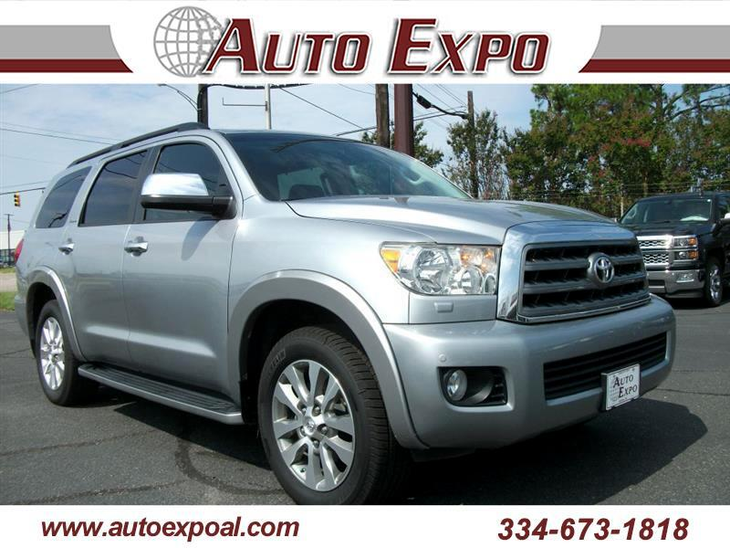 2015 Toyota Sequoia Limited 2WD