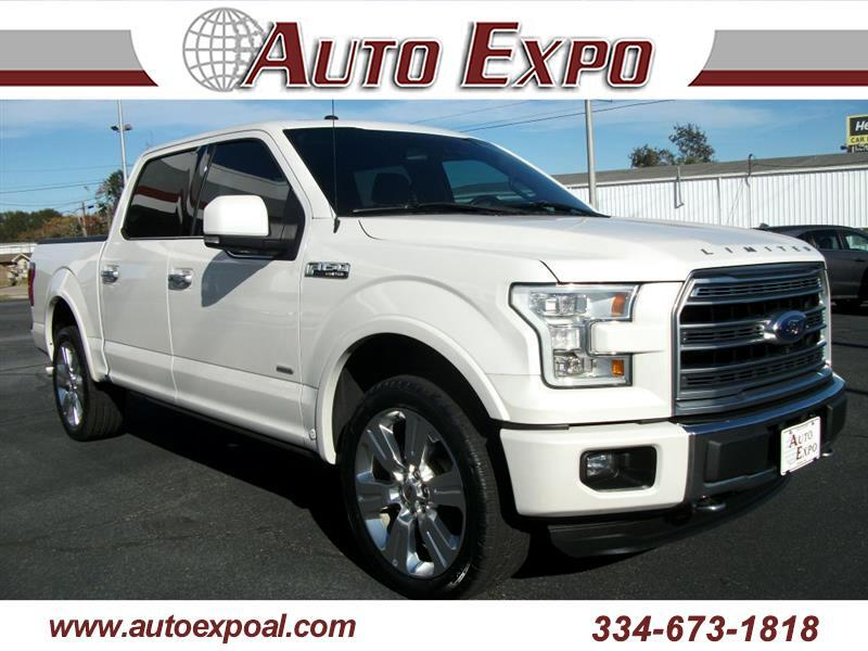 Ford F-150 Limited SuperCrew 4WD 2016