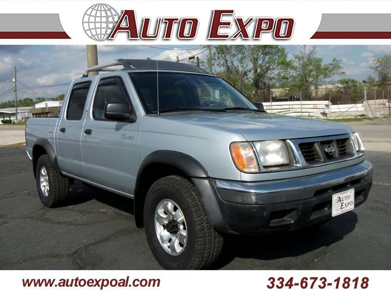 Nissan Frontier XE Crew Cab 4WD 2000