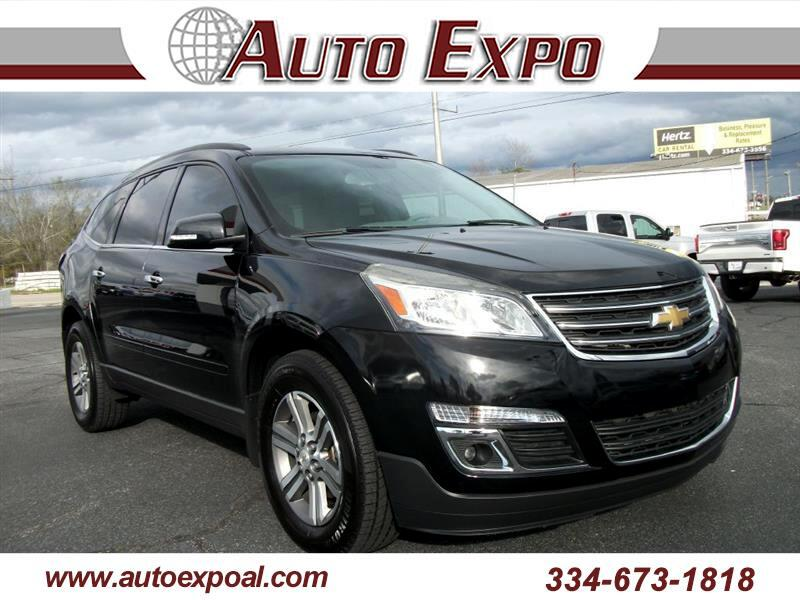 Chevrolet Traverse LT Cloth FWD 2016