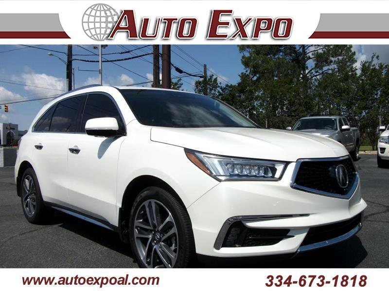 Acura MDX 9-Spd AT SH-AWD w/Advance and Entertainment 2017