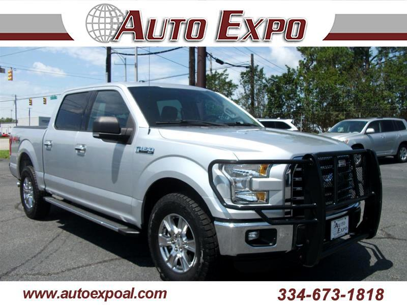 Ford F-150 FX4 SuperCrew 5.5-ft. Bed 4WD 2015