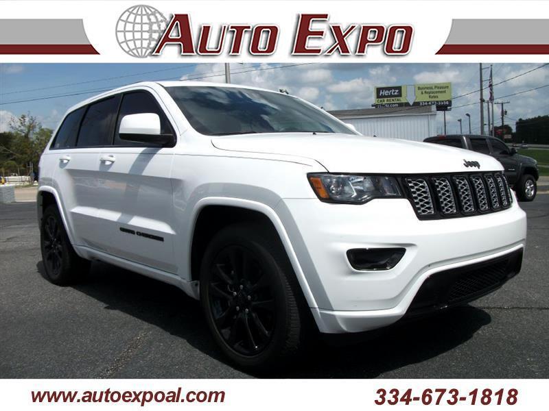 Jeep Grand Cherokee Altitude 4x2 *Ltd Avail* 2017