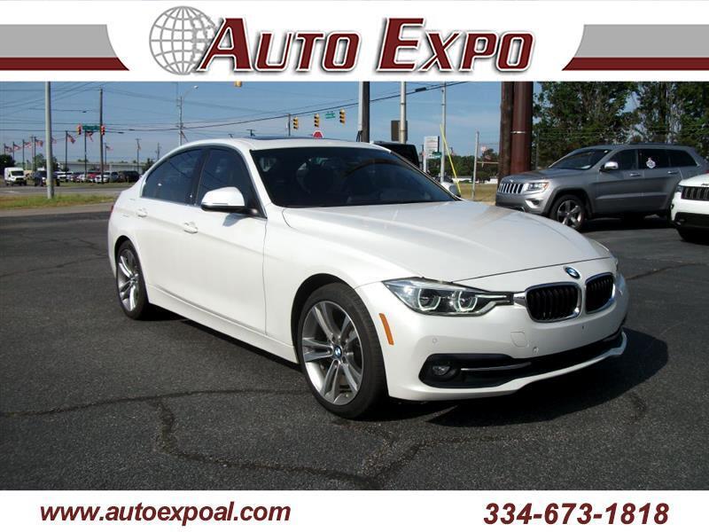 BMW 3-Series 330i 2017