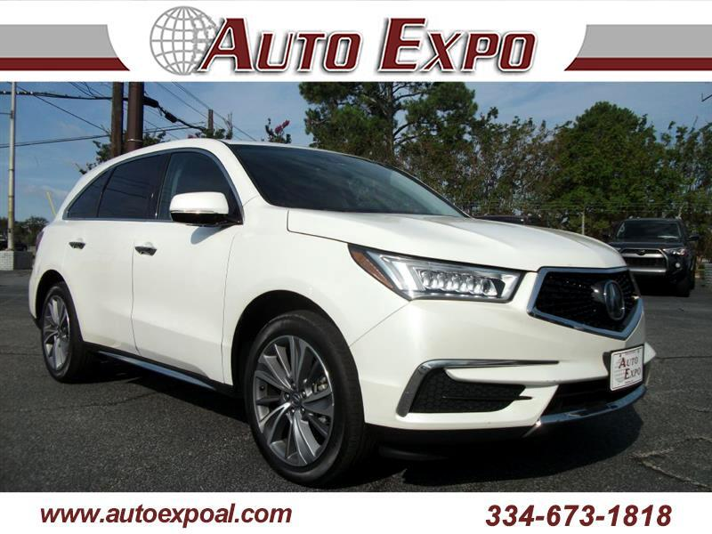 Acura MDX Tech Package 2018